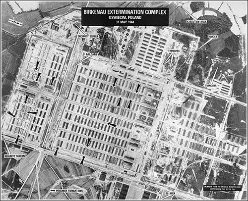 auschwitz térkép A HOLOKAUSZT MAGYARORSZÁGON auschwitz térkép